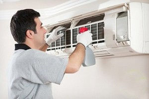 Intex window ac repair