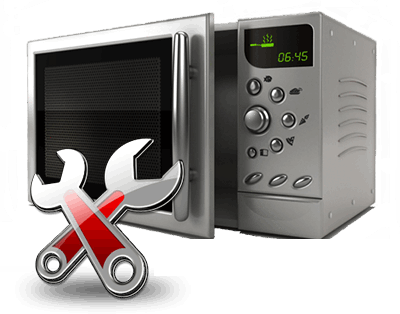 Intex microwave repair